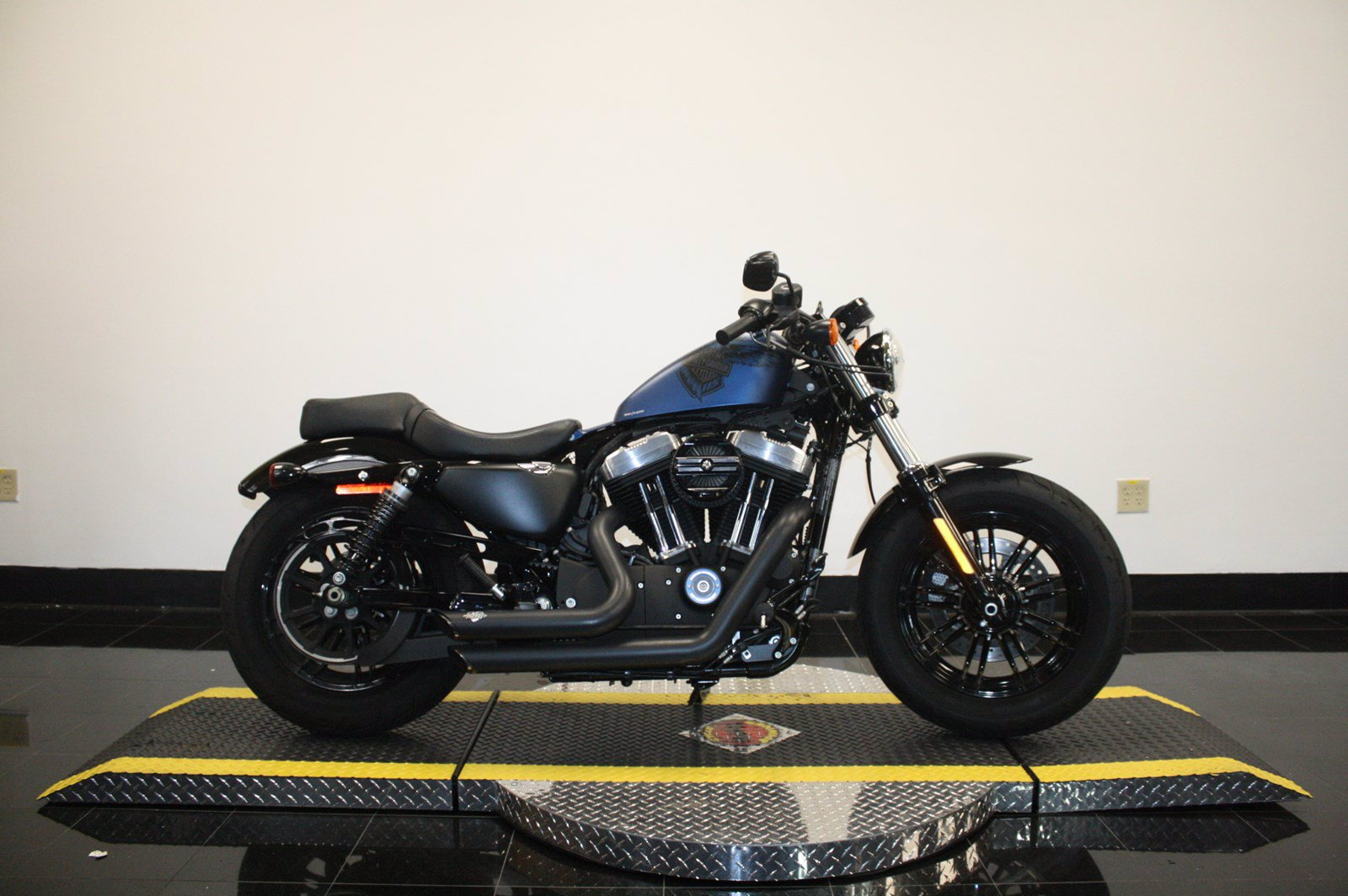 Pre-Owned 2018 Harley-Davidson Sportster Forty-Eight 115th Anniversary XL1200X