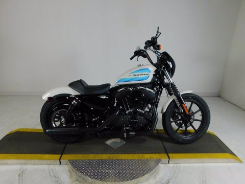 New 2019 Harley-Davidson Sportster Iron 1200 XL1200NS